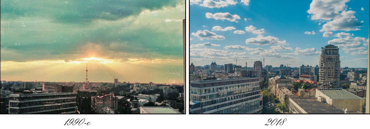 Такой большой и прекрасный Киев
