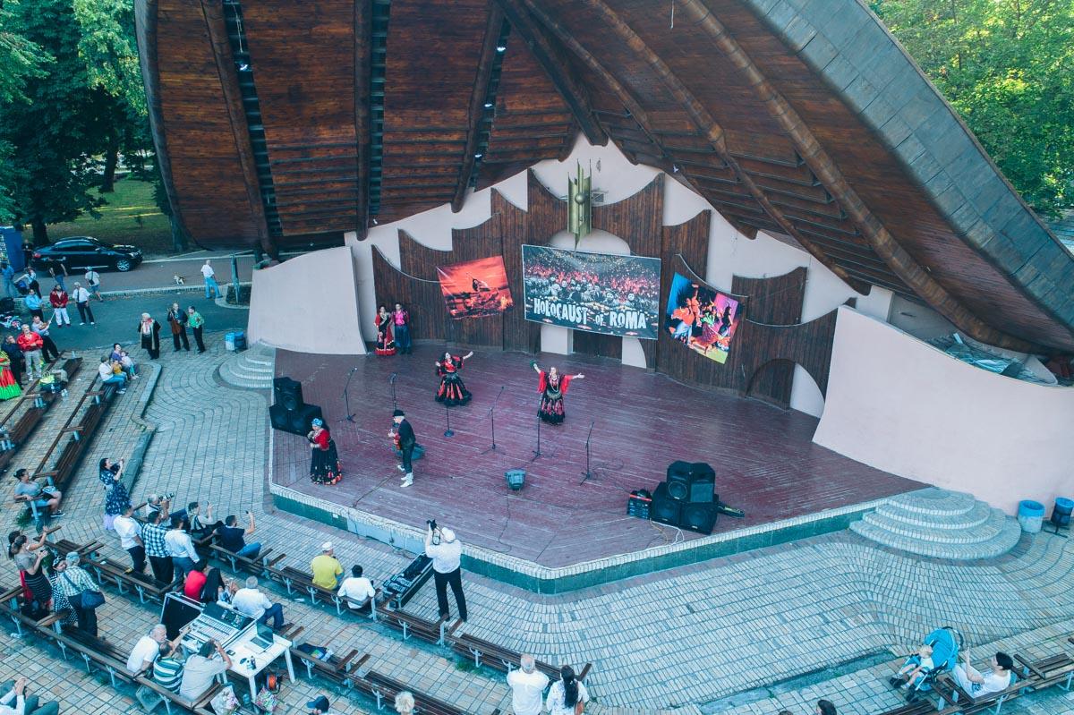 В четверг, 2 августа, в Киеве поют цыганские романсы