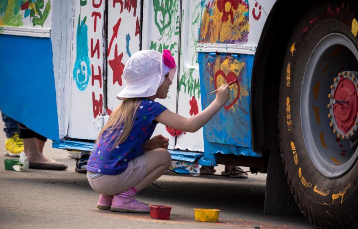 В Киеве пройдет фестиваль колесных субкультур «На колесах»