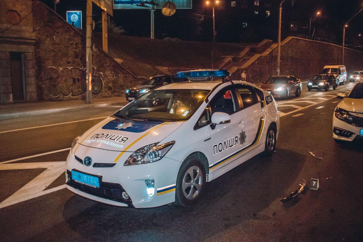 По словам полиции, виной происшествия послужило несоблюдение дистанции и нарушение скоростного режима