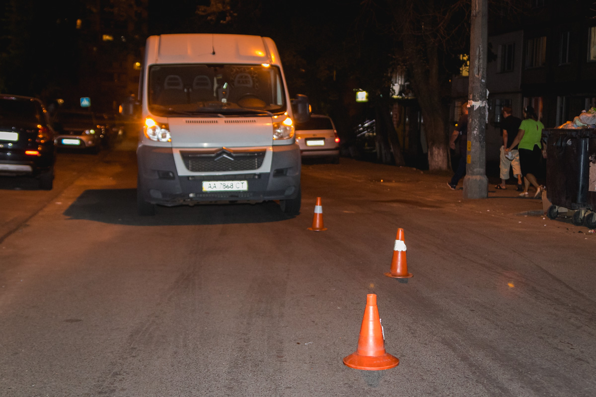 27 августа по адресу Бойченко, 16 Citroen сбил 4-летнего ребенка