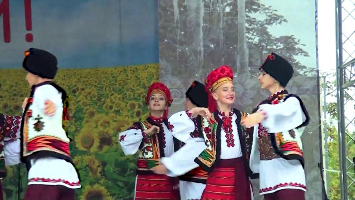 """Фестиваль """"Ты в сердце моем Украина"""""""