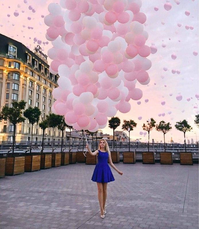 Розовое настроение. Фото @valeryflorinskaya