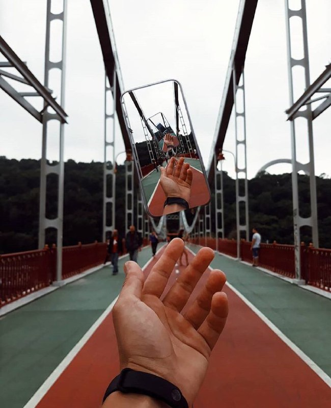 Бесконечность. Фото evgeny.trombone
