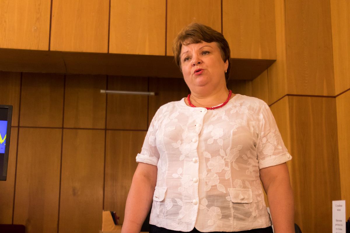 Директор публичной библиотеки имени Леси Украинки пообещала помочь каждому посетителю чувствовать себя комфортно