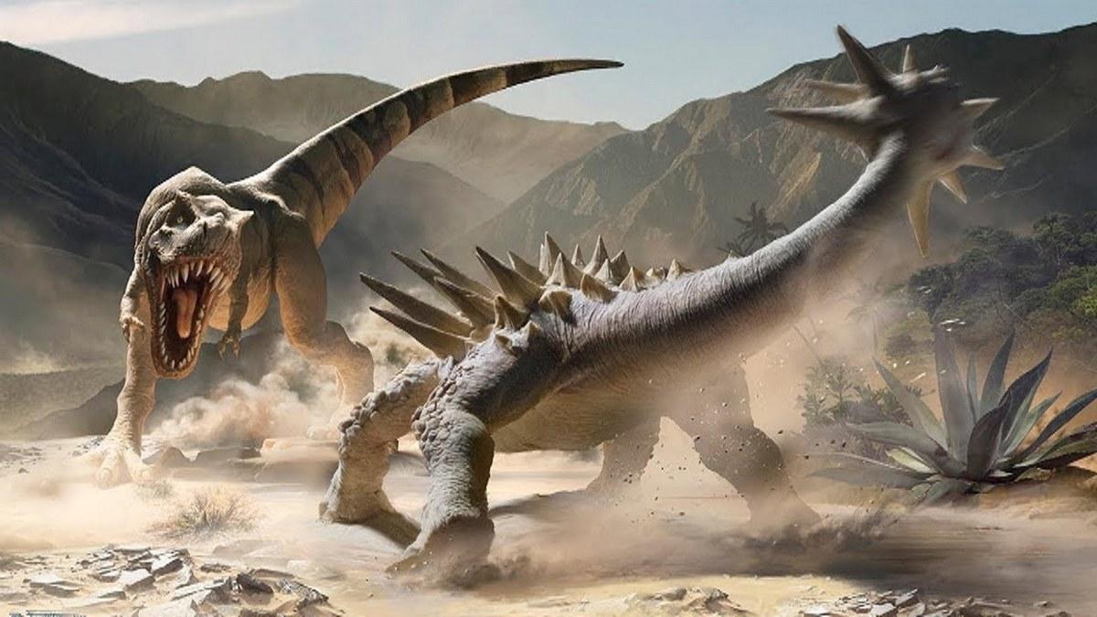 На мероприятии расскажут, кто же такие динозавры