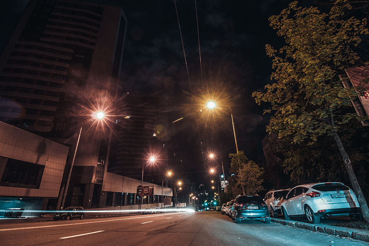 Когда вы в последний раз видели город таким пустым и одиноким?
