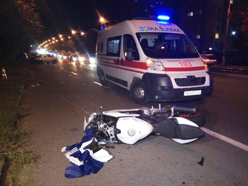 В пятницу, 31 августа, на проспекте Комарова произошло ДТП