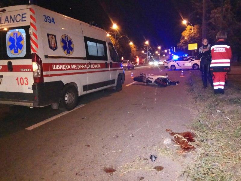 На месте работали медики, полиция и следственно-оперативная группа