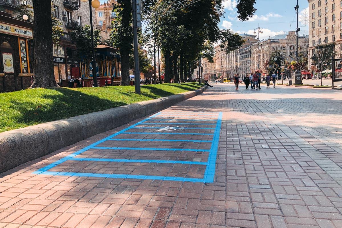 Теперь жители столицы смогут ездить на общественных велосипедах