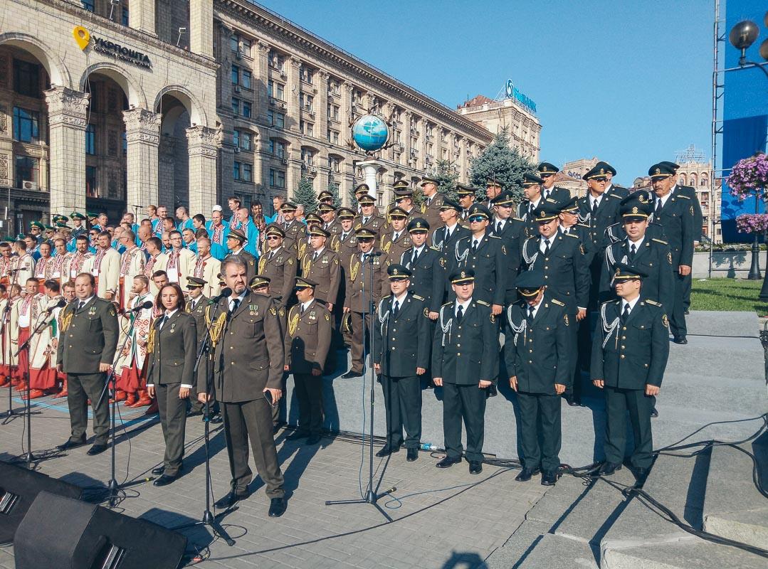 Военный оркестр уже готов