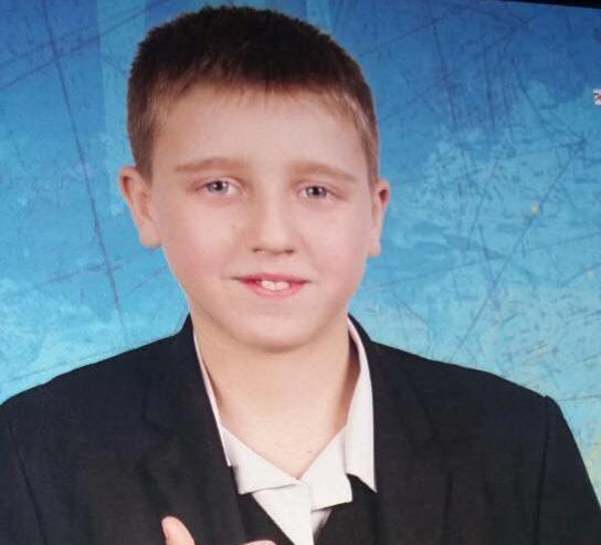 Бойко Максим Константинович 2007 года рождения