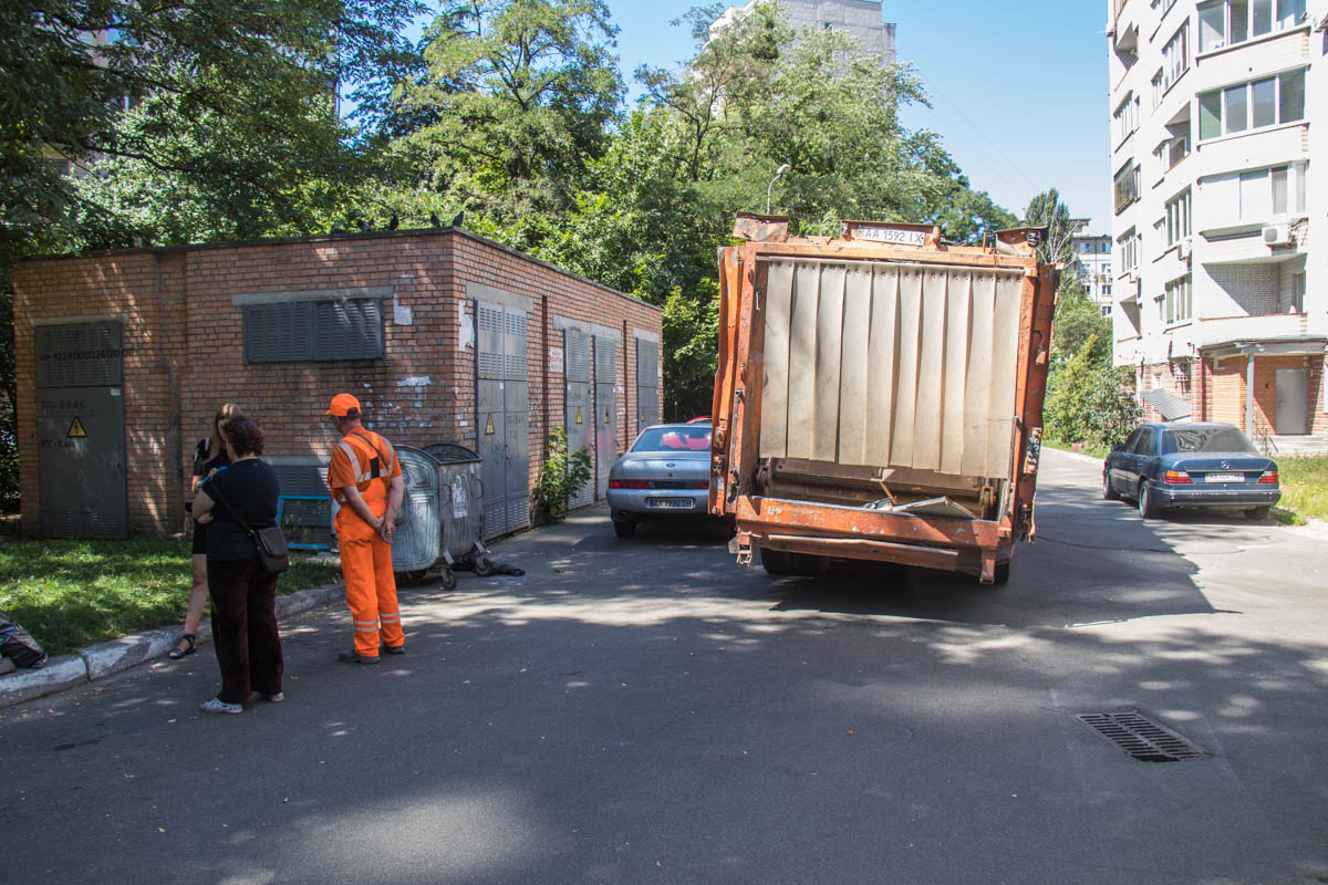 Инцидент произошел 11 августа около 12:00