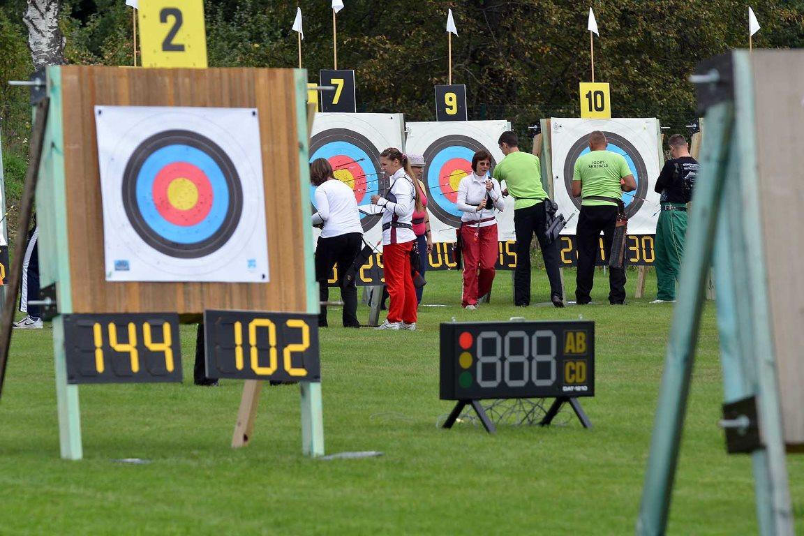 Украина установила новый мировой рекорд по стрельбе из лука
