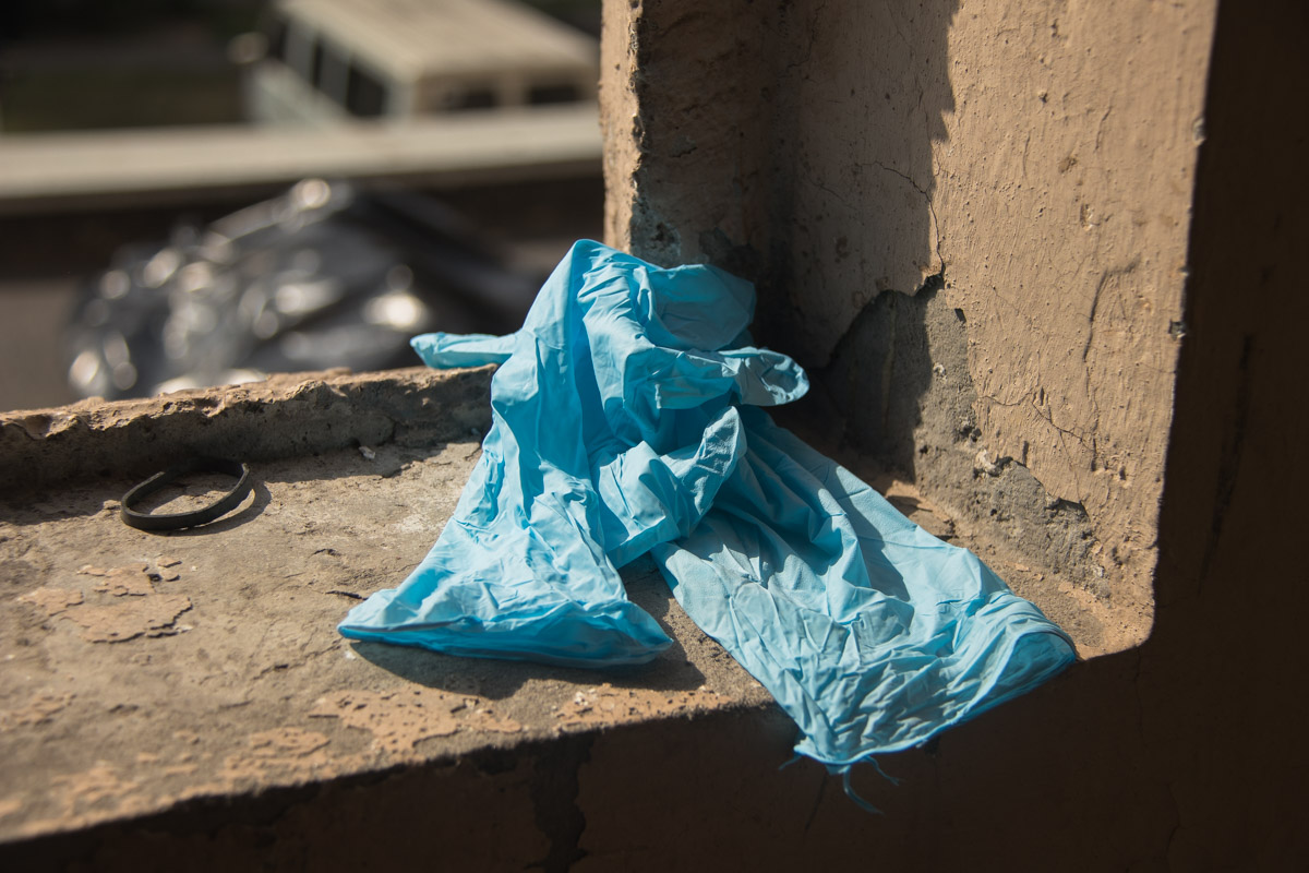 Трагический инцидент произошел по адресу Алма-Атинская, 39д