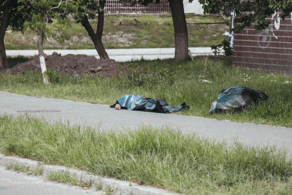 Трагедия случилась по адресу улица Алма-Атинская, 109а.