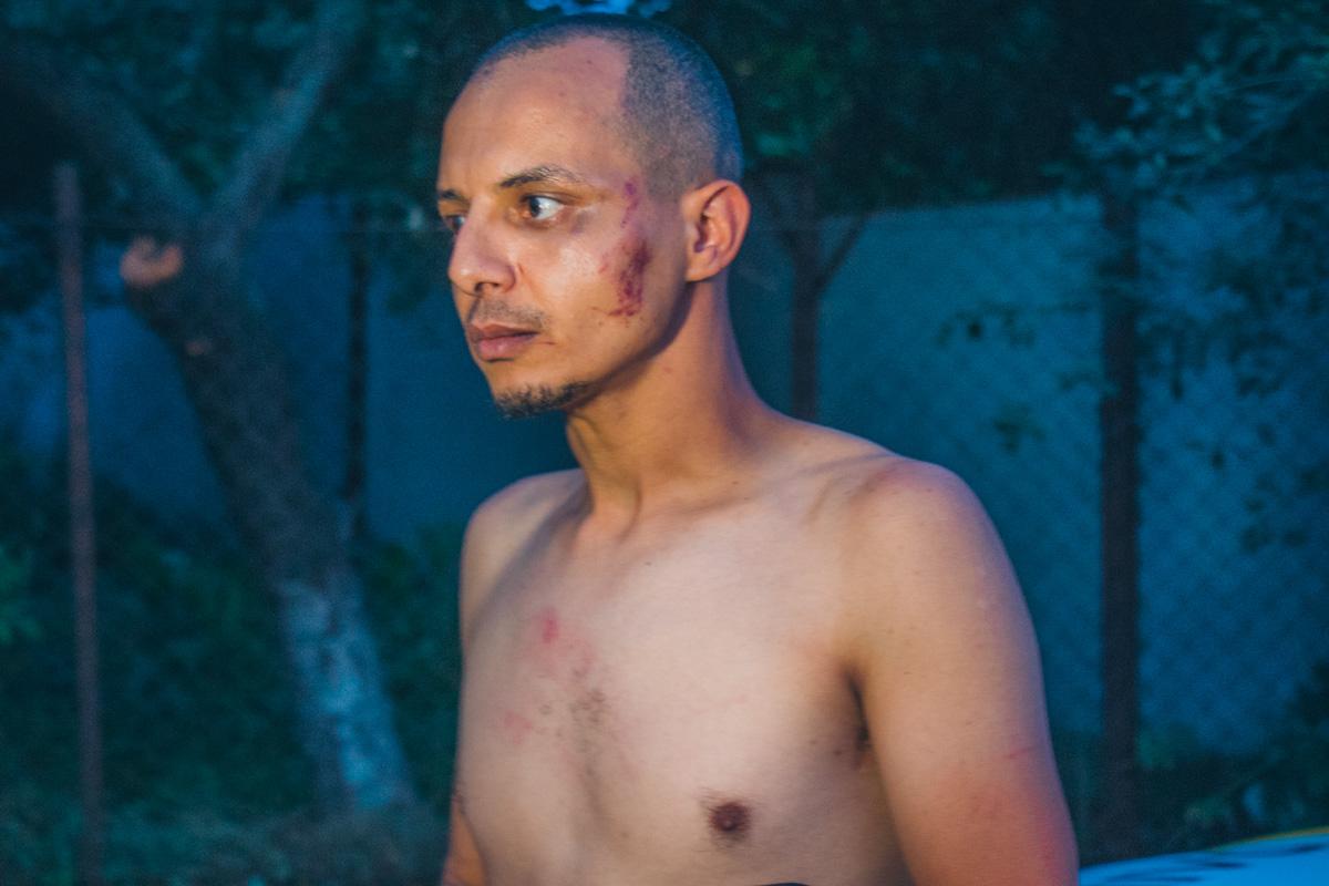 За рулем BMW находился гражданин Египта