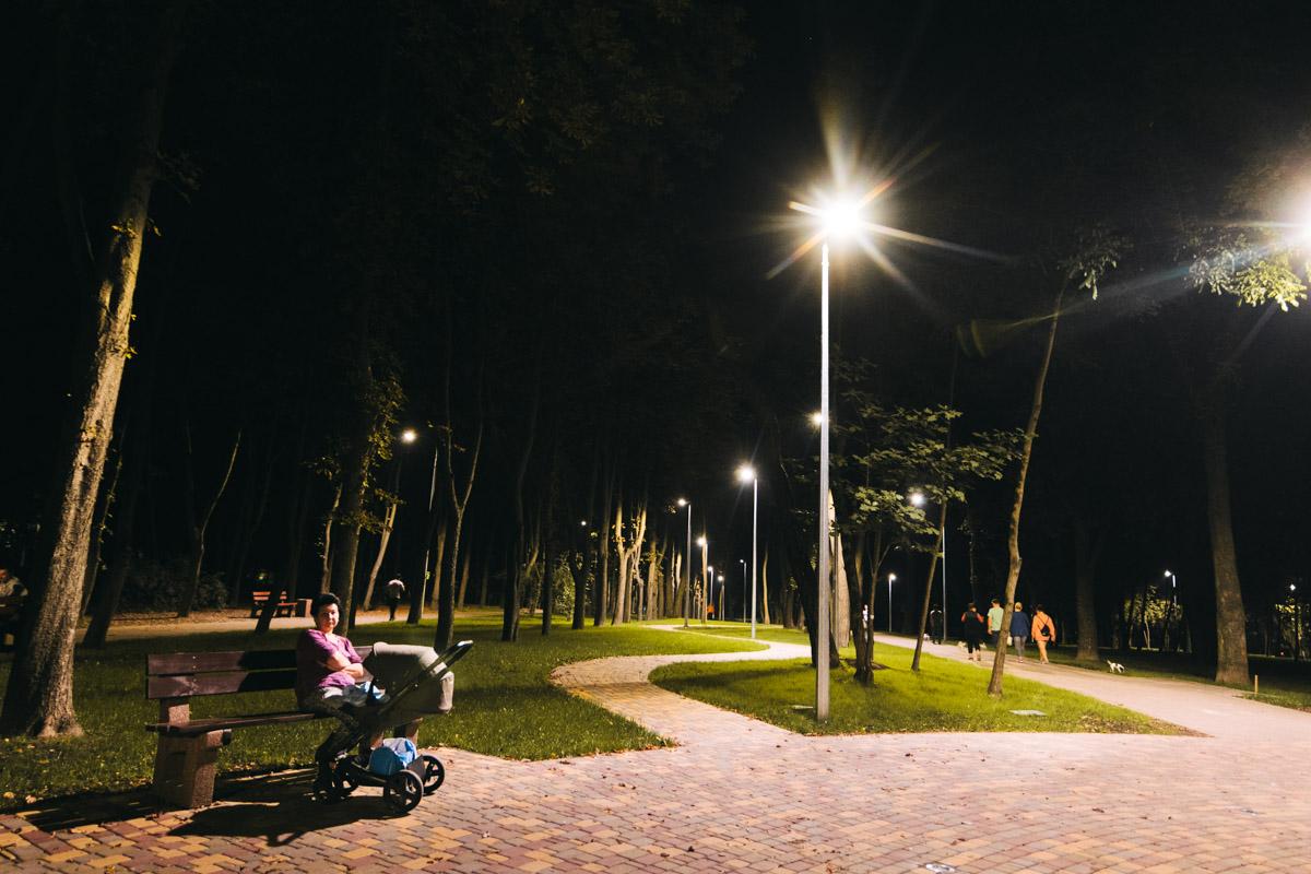 Установка LED-освещения - проект Общественного бюджета