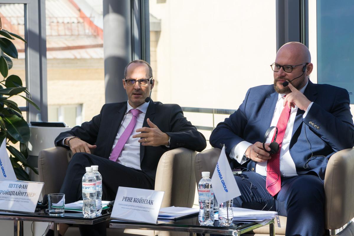 Директора Lufthansa Group рассказали какие у авиакомпании планы и перспективы на украинском рынке