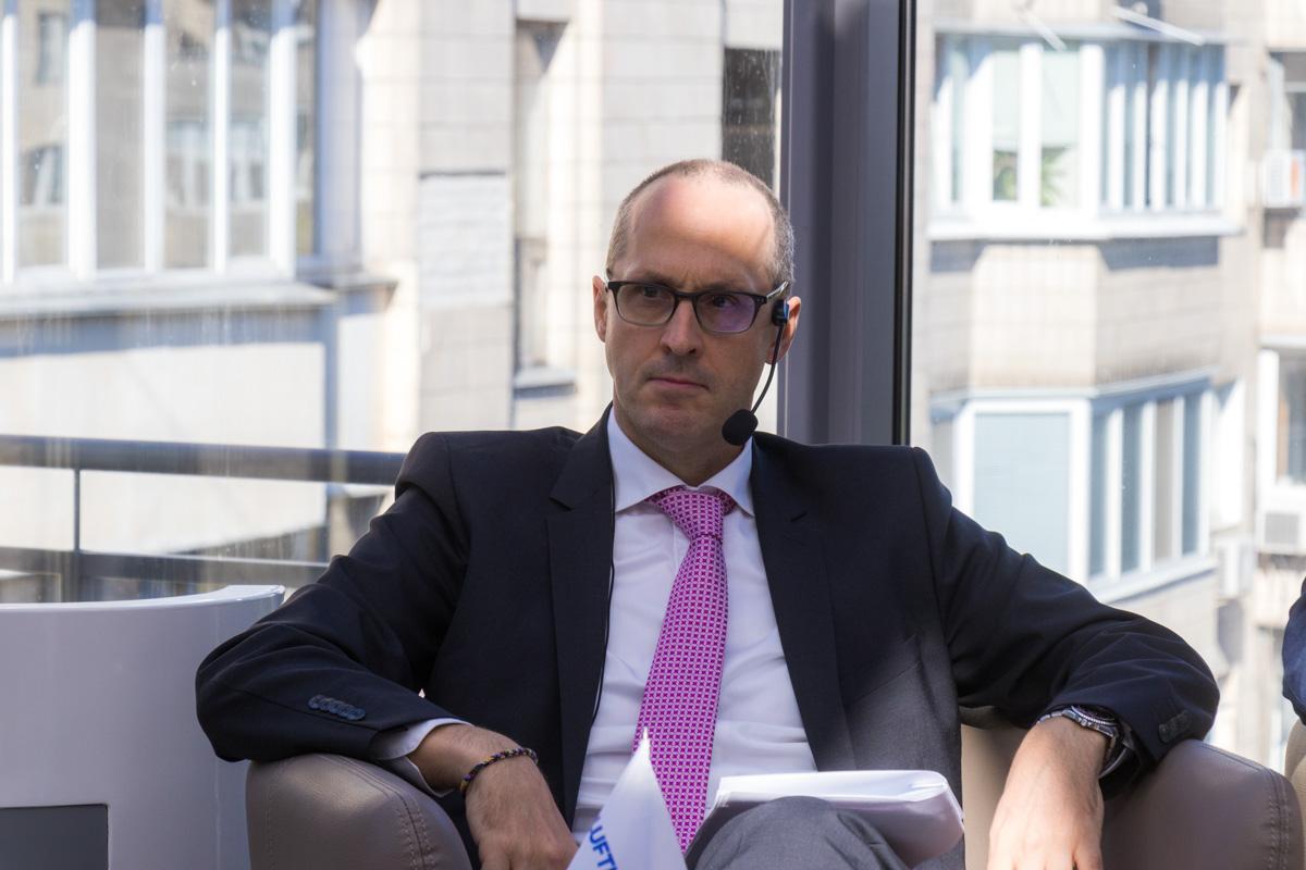 Генеральный директор компании Lufthansa Штефан Кройцпацтнер