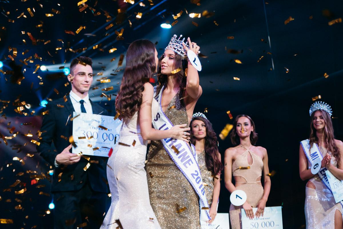 Поздравления для Мисс Украина-2018