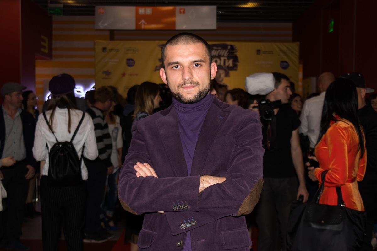 Иван Шаран сыграл одну из главных ролей - Бодю