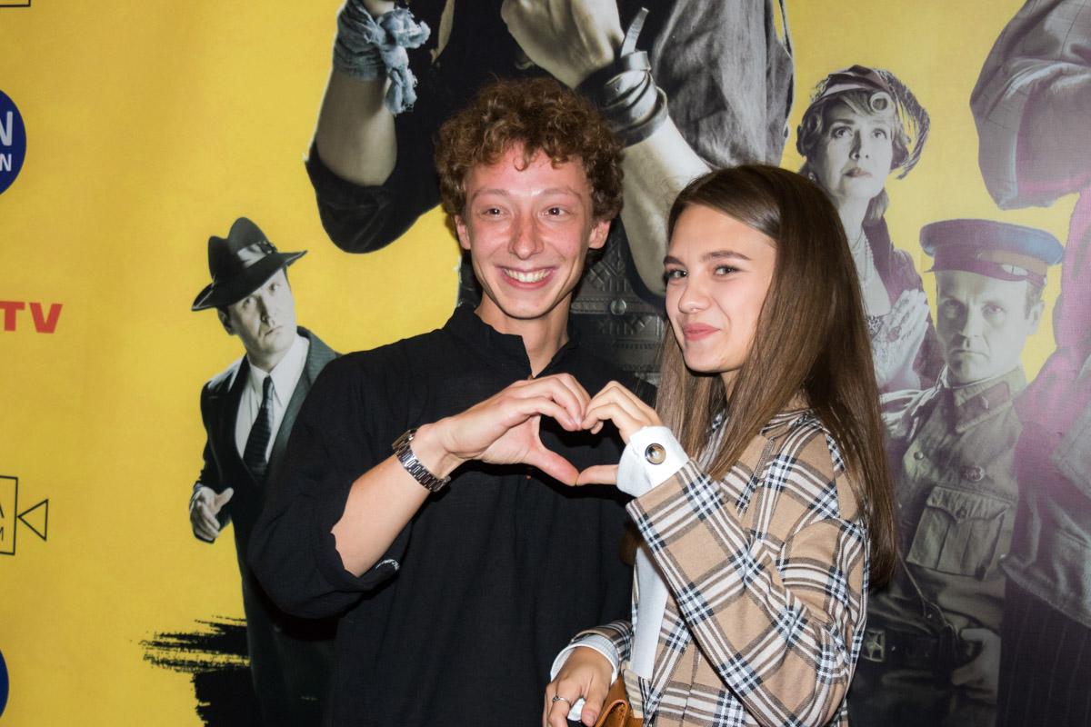 Ирина Гришак и Павел Кружнов сыграли влюбленных