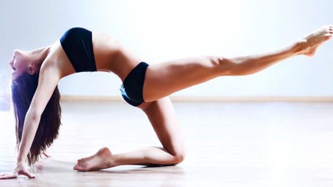 Йога - лучший способ успокоить нервы и привести в порядок тело