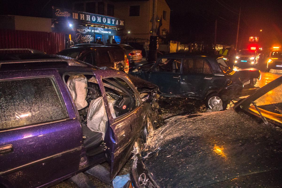 8 сентября под Киевом в Ирпене произошло масштабное ДТП с погибшими