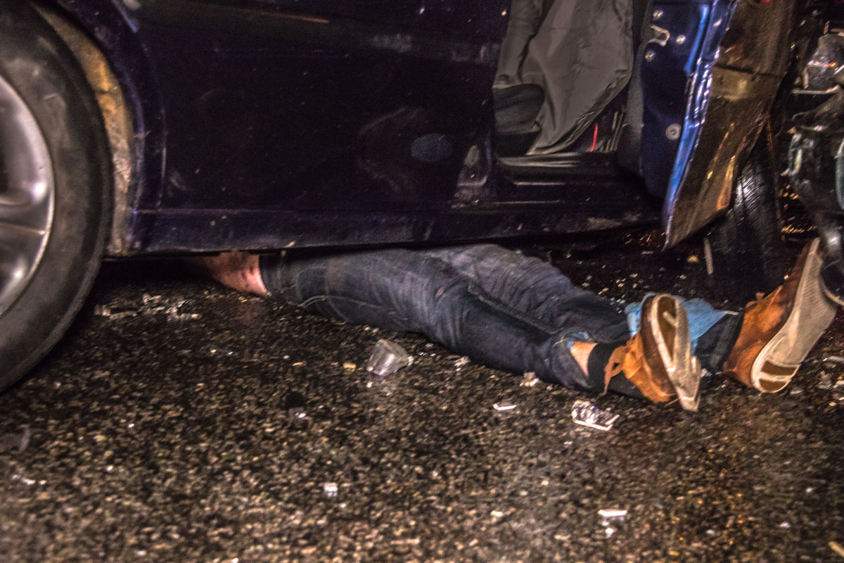 В результате ДТП погиб мужчина, водитель Opel