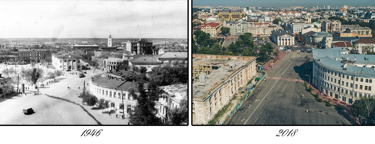 Киево-Могилянская академия более 70 лет спустя