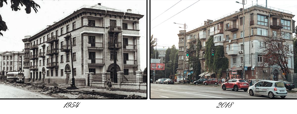 Улица Липковского является одной из самых старых на Соломенке