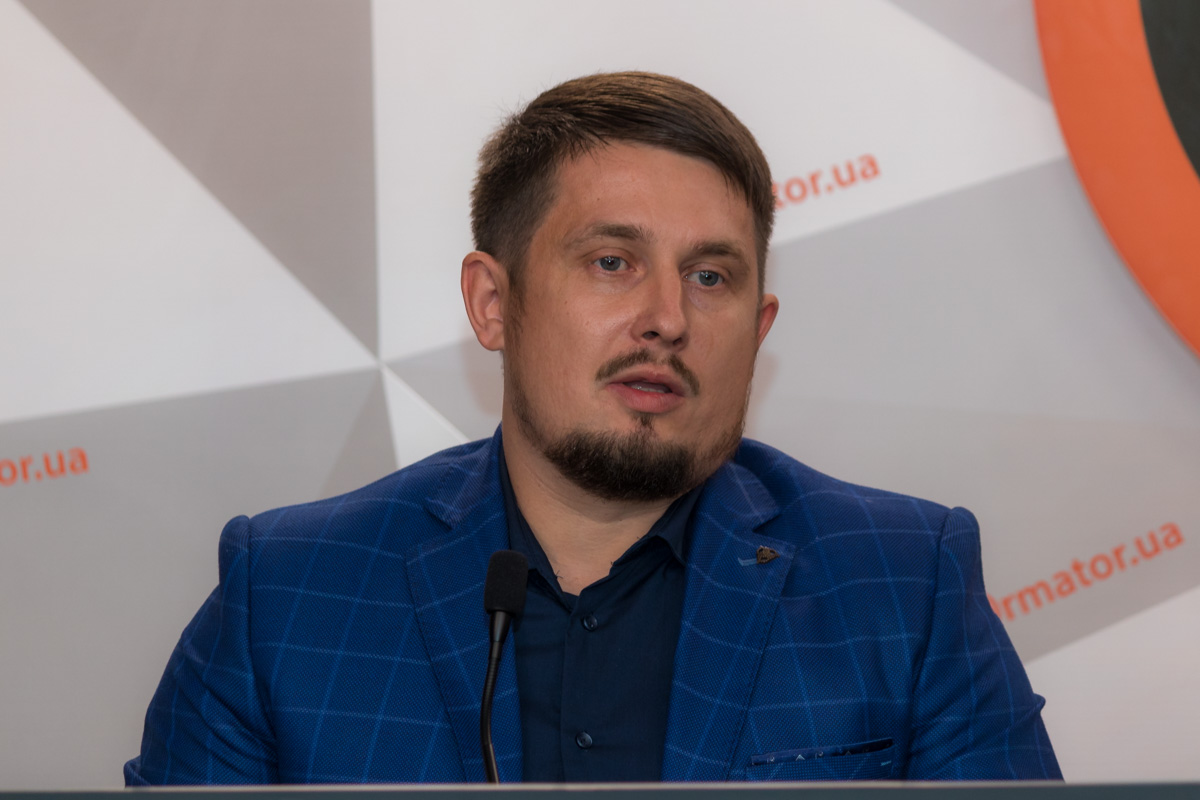 Президент Международной ОО «Центр Здоровой Молодежи» Сергей Коляденко