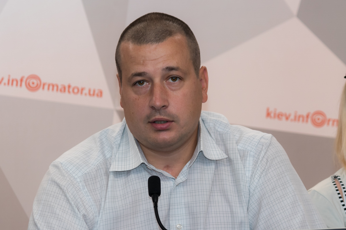 Адвокат, управляющий партнер АО «ЮСТУМ» Руслан Савченко