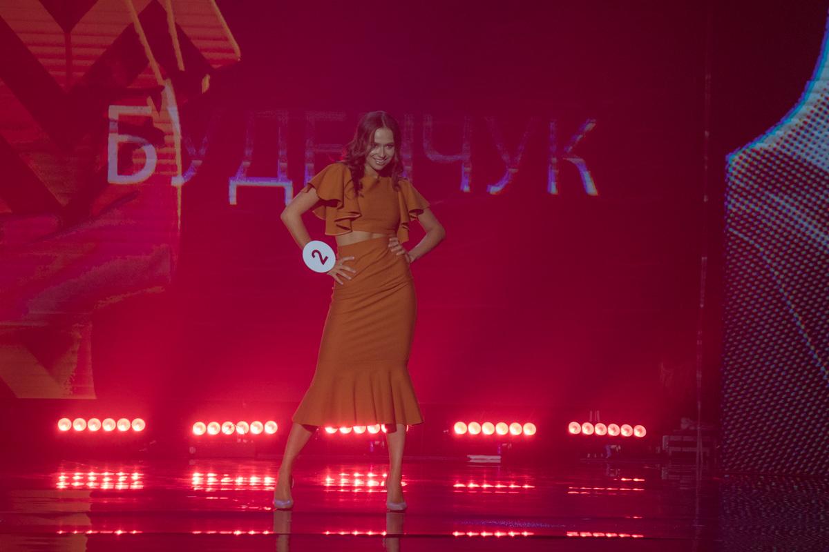 Мисс симпатий JetSetter.ua 2018 Мирослава Буденчук