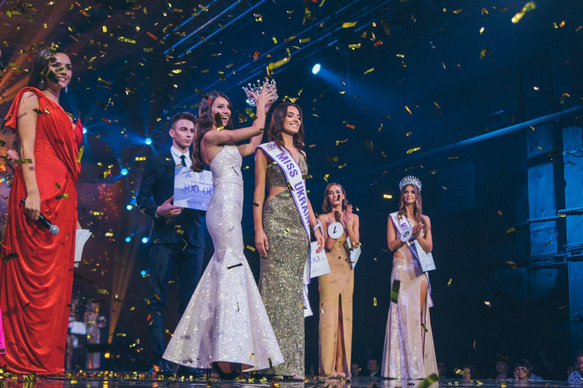 Мисс Украина 2018 Вероника Дидусенко