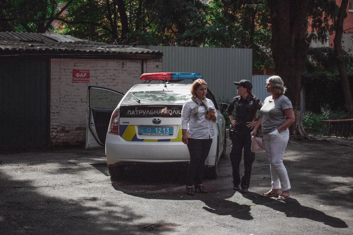 Полиция ищет стрелка