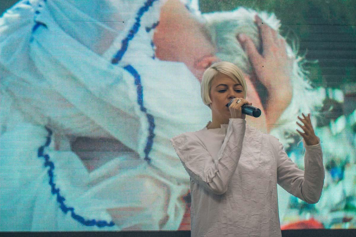 Наталья Жижченко рассказывает о клипе