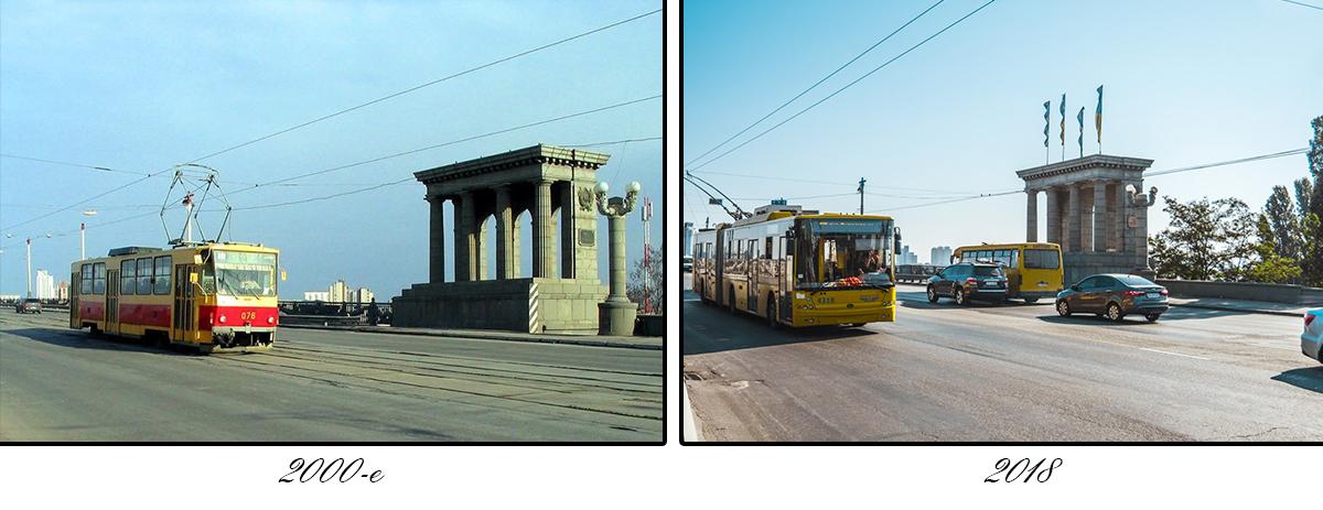 Троллейбусная линия была не способна перевезти пассажиропоток трамвайного маршрута