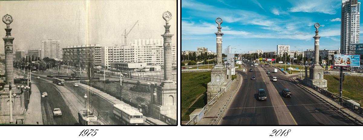 Мост был спроектирован всемирно известным советским инженером Евгением Патоном