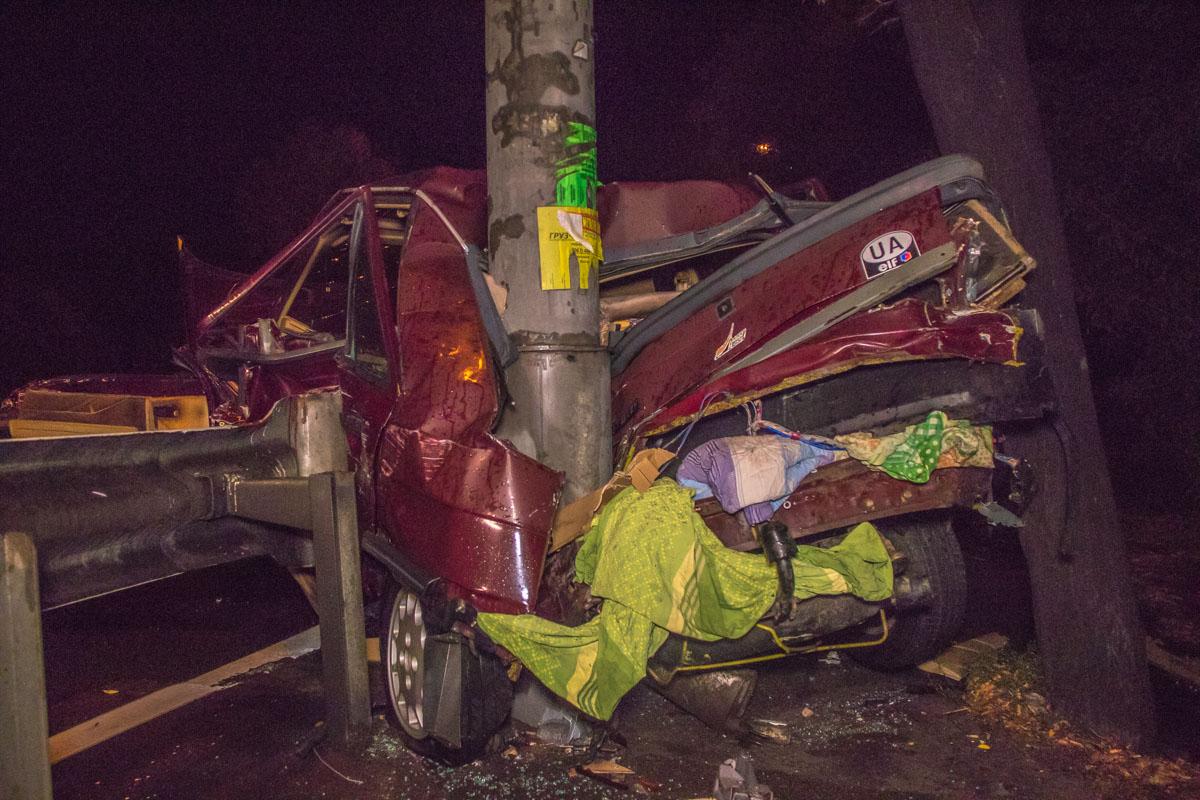 Предварительно, виновник ДТП на Mazda скрылся