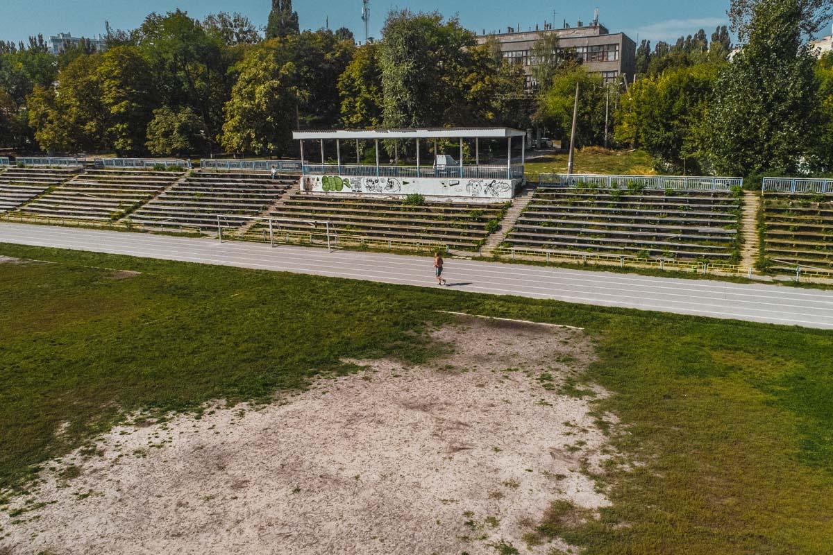 """Открыли его в 1930-х годах, как стадион оборонного завода и назывался он """"Зенит"""""""
