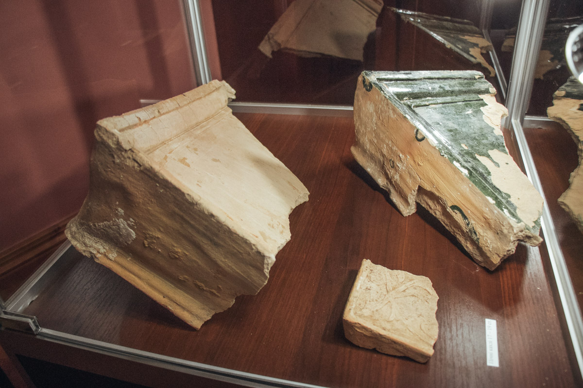 Слои просели, возможно глубже найдут более интересные артефакты