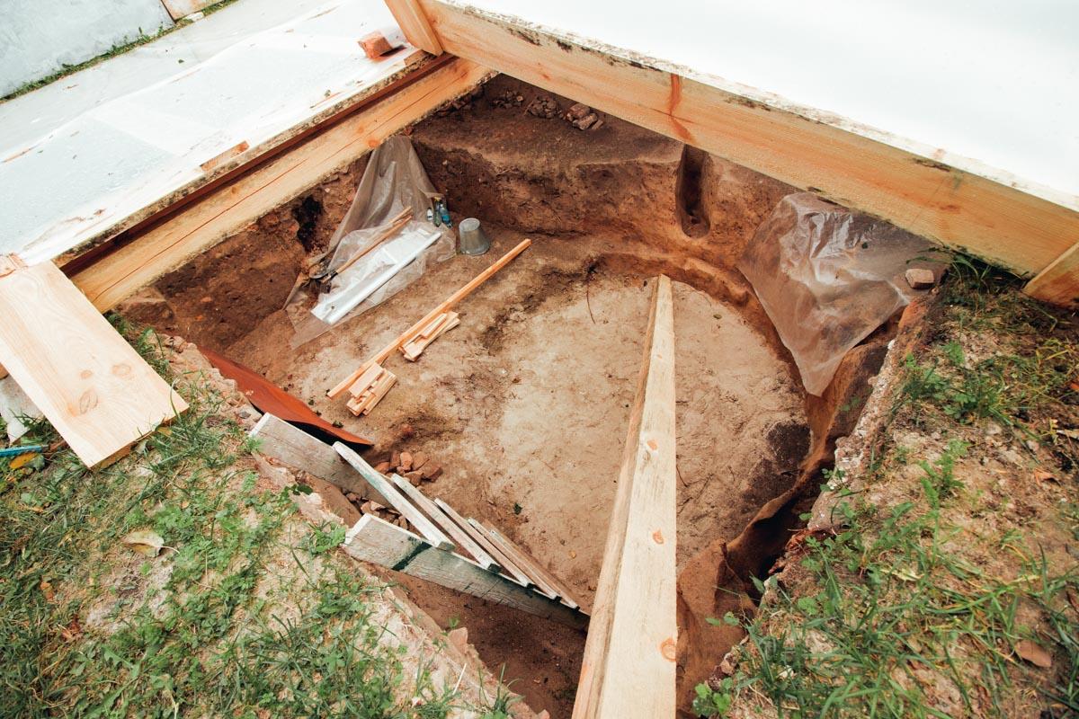 С июля археологи начали вести раскопки
