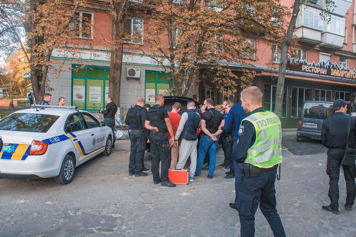 Цицулаева Адама Рамзановича задержали по подозрению в хранении героина