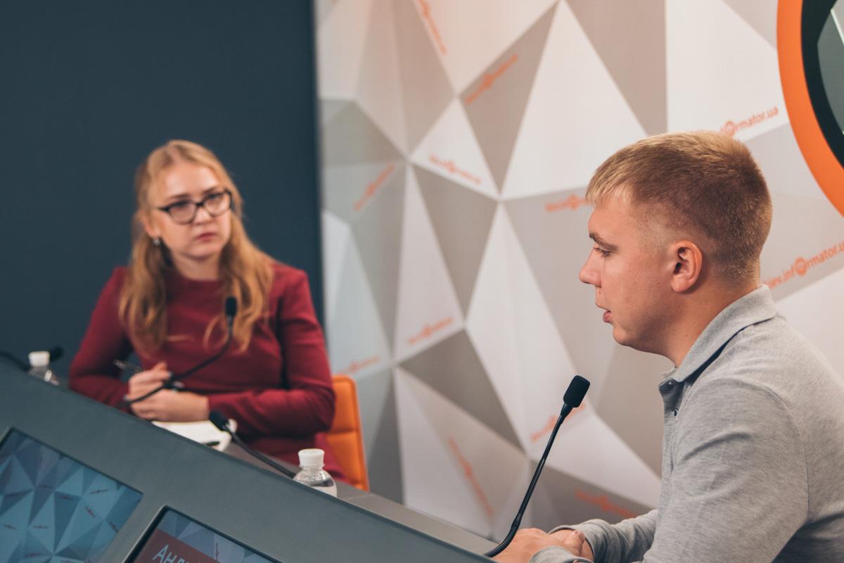Андрей Андреев - депутат Киевского городского совета