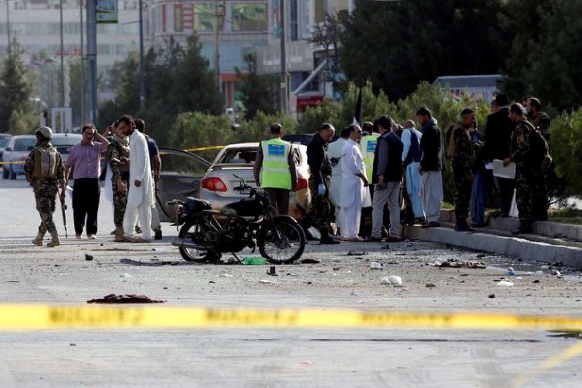 В результате теракта в Афганистане погибло 7 человек