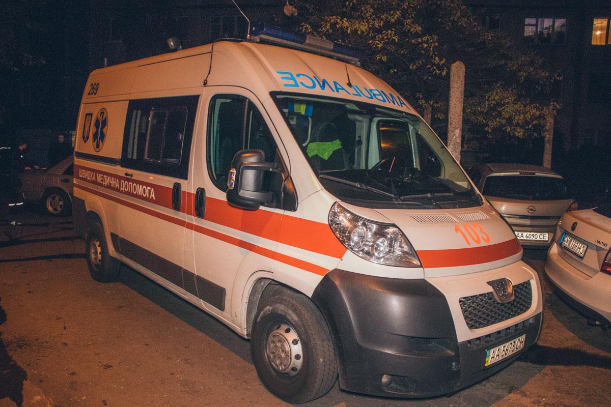 На месте работали 2 бригады спасателей, «скорая» и экипаж патрульной полиции