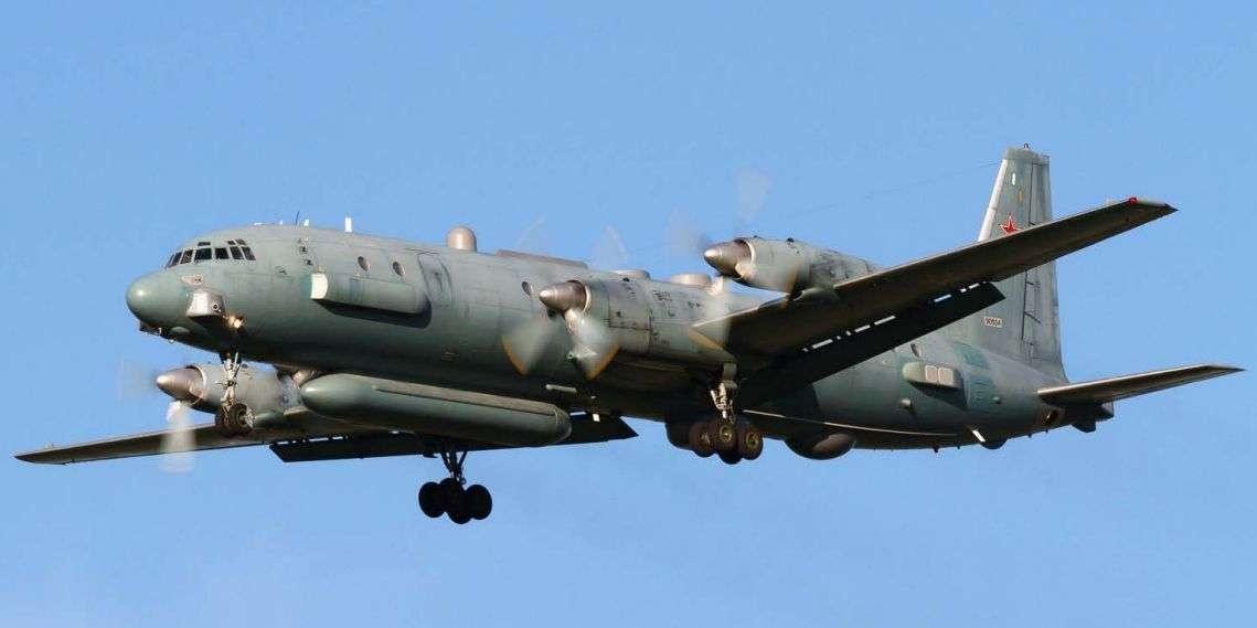 В Сирии сбили российский самолет-разведчик