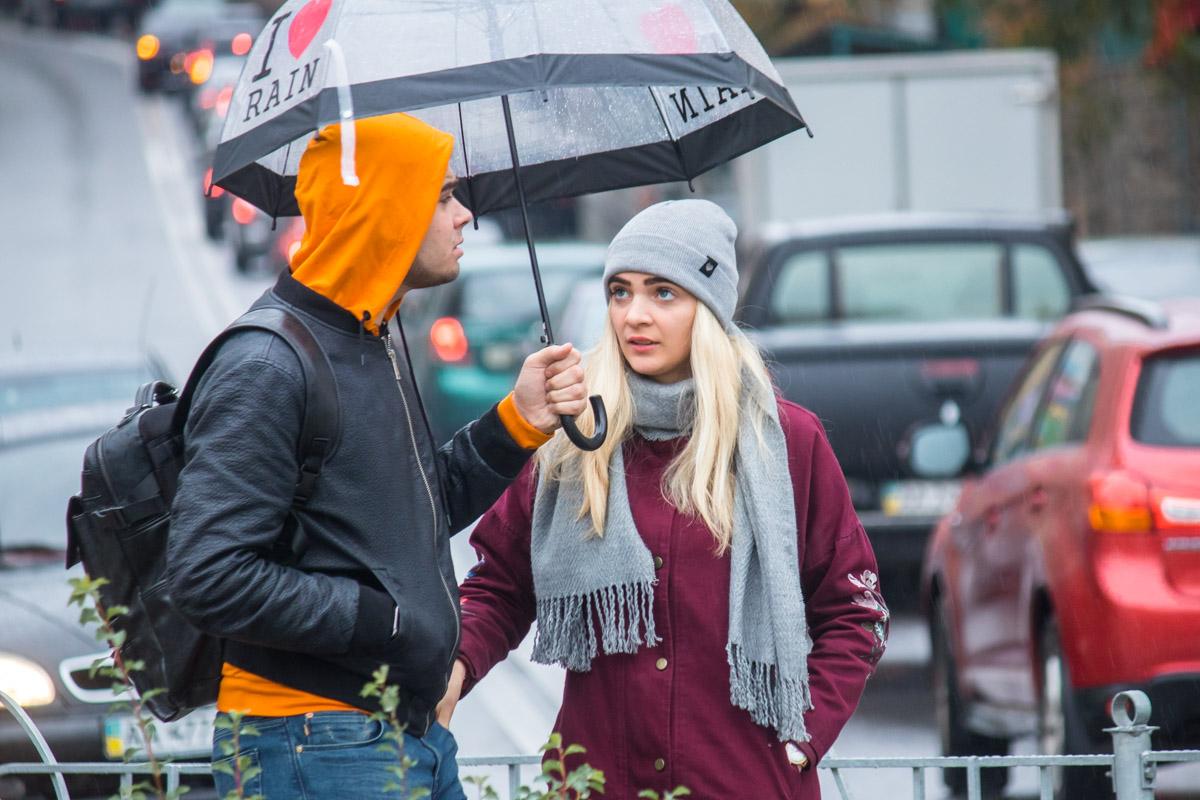 Когда дождь любит только твой зонт